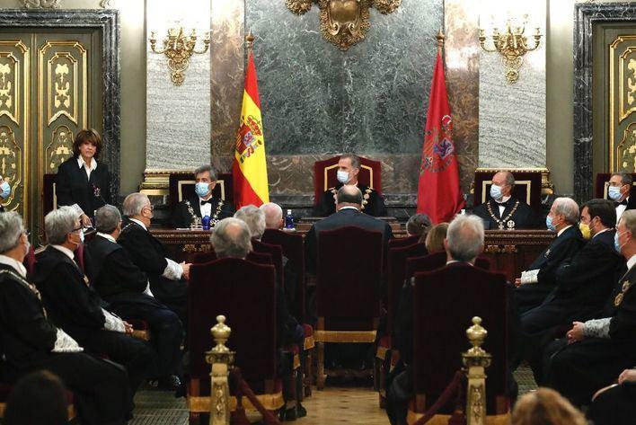 PSOE y Podemos acuerdan una reforma 'expres' para modificar los nombramientos del Poder Judicial