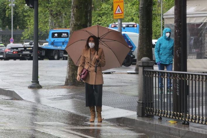 Emergencias activa el Plan Meteobal por fuertes lluvias y tormentas en Mallorca