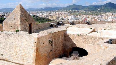 Baluarte de Sant Jaume, donde se celebraba la fiesta