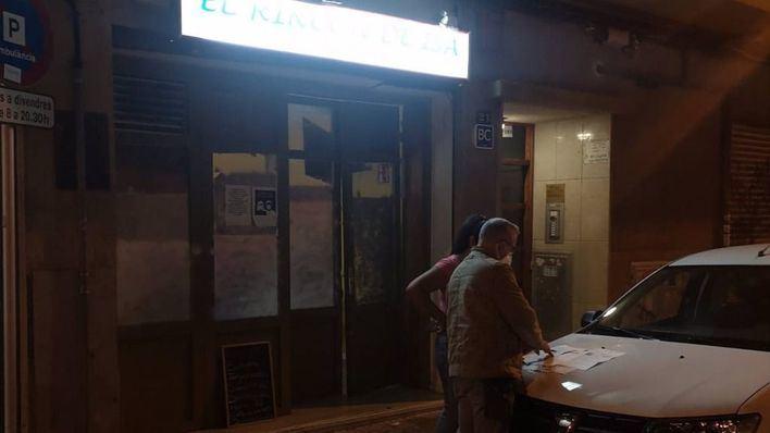 La Policía cierra un bar de Pere Garau tras acumular más de 50 denuncias de vecinos