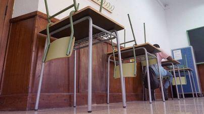 Contagiados 545 alumnos y 59 docentes durante el primer mes del curso en Baleares