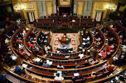 El Congreso rechaza reprobar a Pablo Iglesias por sus ataques al Rey