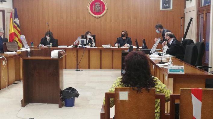 La Fiscalía mantiene la petición de 12 años de inhabilitación y tres de cárcel para la exalcaldesa de Ses Salines