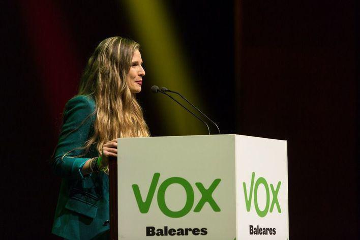 Ciudadanos incorpora a Malena Contestí, exdiputada de Vox
