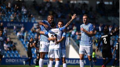 El Atlético Baleares comienza su andadura por la Liga como una apisonadora