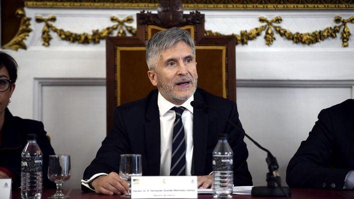 Grande-Marlaska asegura que 'no habrá ningún cambio' en el CGPJ 'que no se adecue a la norma internacional'