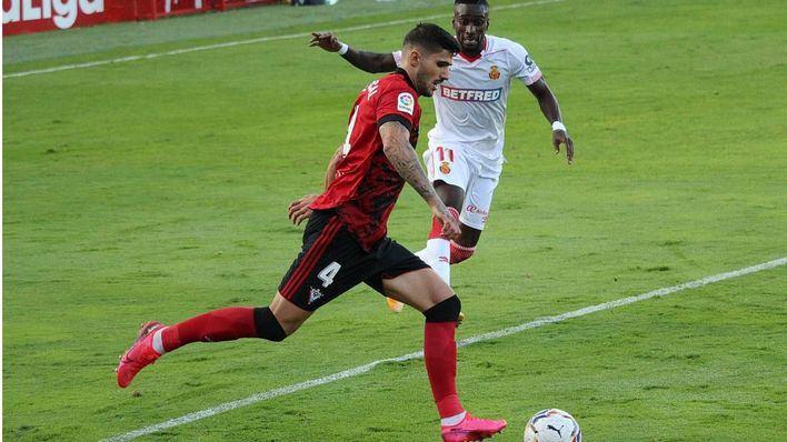 Sin goles en el Mallorca-Mirandés
