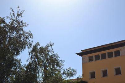 Temperaturas en ascenso en Baleares