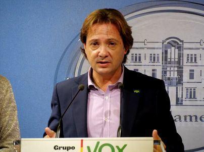Vox cree que Armengol no debería comparecer en el Debate de Política General 'porque ya tendría que haber dimitido'