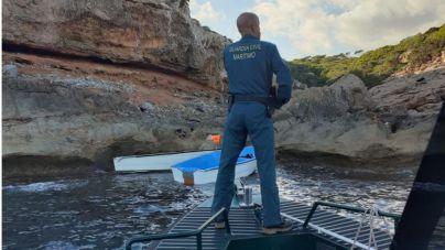 Baleares recibe 12 pateras con 137 migrantes en dos días