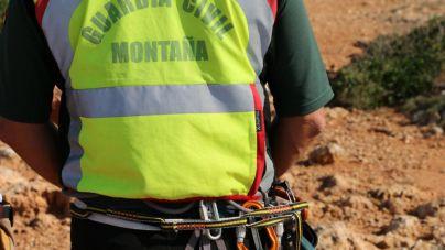El Greim rescata a dos senderistas perdidos en Puig de Roig, Escorca