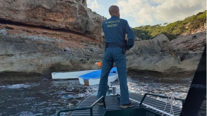Nueva avalancha de pateras en Baleares: 152 migrantes en dos días