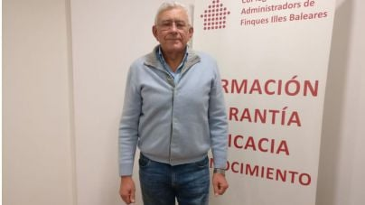 Muere Pau Bonet, presidente del Colegio de Administradores de Fincas