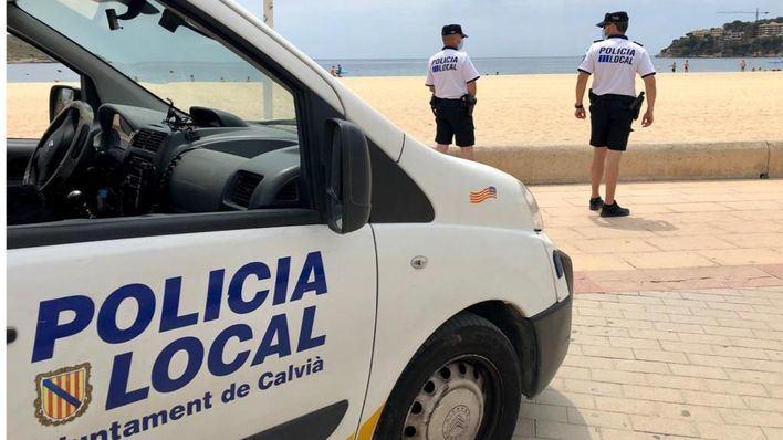 No convivientes que comparten coche y no usan mascarilla: la infracción más habitual en Calvià