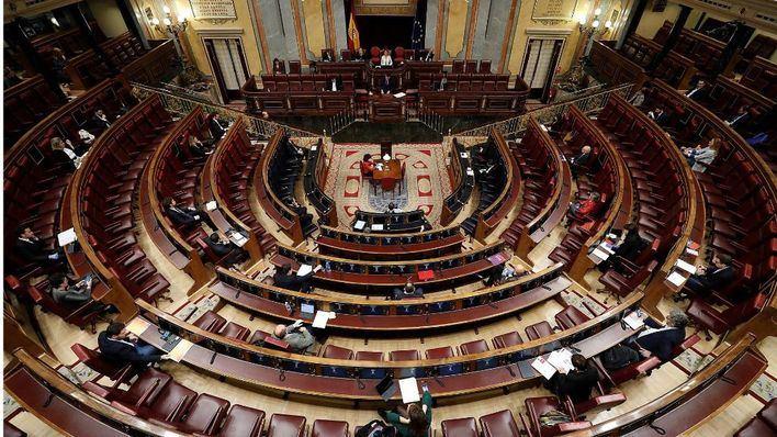 Los diputados del Congreso aprueban congelarse el sueldo en 2021