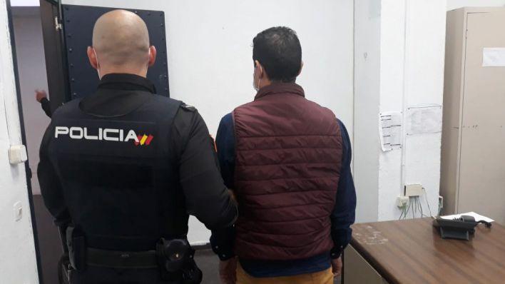 A prisión el hombre que atropelló a su ex en Palma