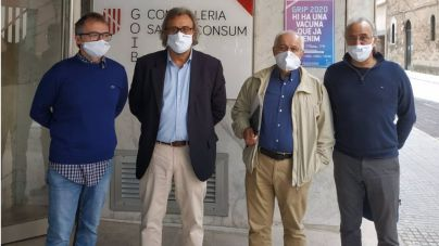 Simebal urge a Illa a negociar para evitar la huelga de médicos