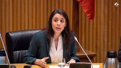 Irene Montero en el Senado: 'Me meto en la cama con quien me da la gana'