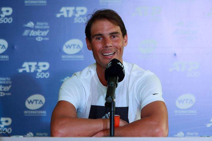 Nadal confirma que participará en el Masters 1000 de París-Bercy