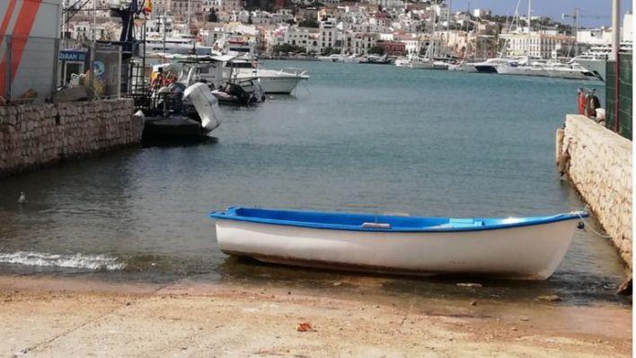 Buscan en Ibiza a dos migrantes que se fugaron del hotel en el que hacían cuarentena