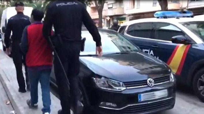 Dos detenidos por vender cocaína en un piso y una frutería de Pere Garau