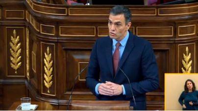 Sánchez acusa a Abascal de querer sembrar el odio