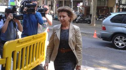 Maria Antònia Munar pasa a tercer grado penitenciario