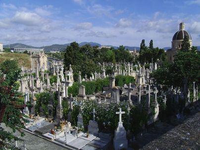 Los 6.777 inscritos para acudir al cementerio de Palma sólo cubren el 16 por ciento del aforo máximo permitido