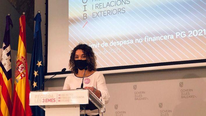 El Govern aprueba un techo de gasto para el 2021 de 4.726 millones de euros