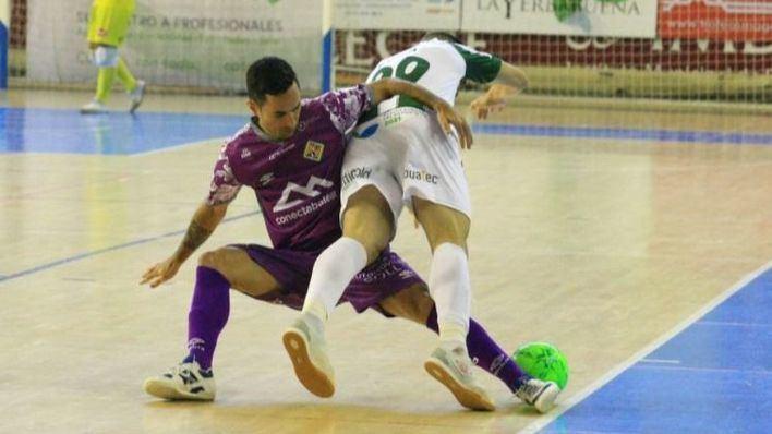 El Palma Futsal sigue invicto tras empatar en Córdoba