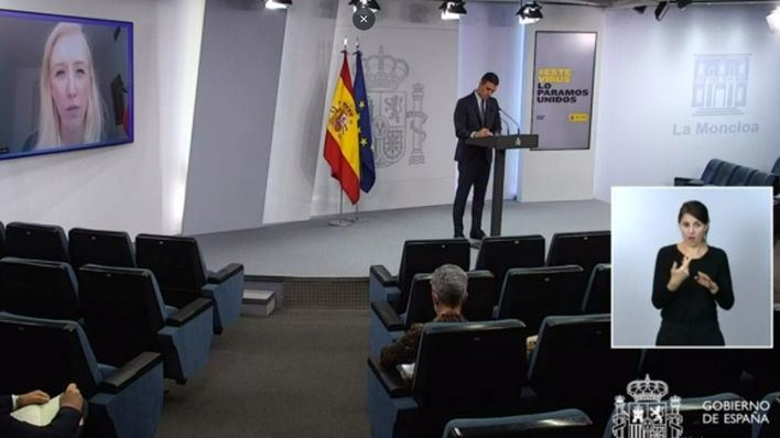 El Gobierno decreta el estado de alarma que pretende prolongar hasta mayo