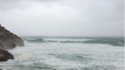 Baleares, en alerta por fuertes rachas de viento