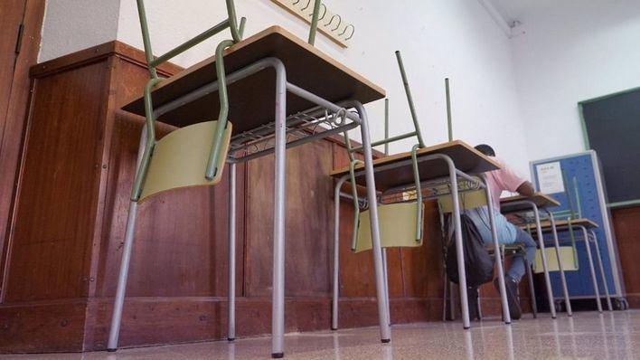 Baleares tiene 36 grupos escolares en cuarentena