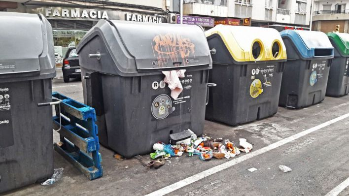 El Govern gravará la incineración de los residuos del contenedor gris: