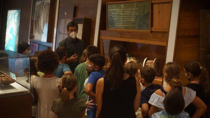 El Govern inyecta 153.391 euros al Museo Marítimo de Mallorca