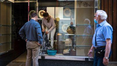 El comercio cae otro 16,5 por ciento en Baleares y lidera la pérdida de empleos