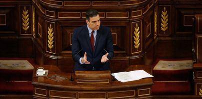 Sánchez ofrece ahora cuatro meses de estado de alarma y que se revise el 9 de marzo