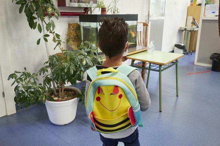 La comunidad educativa respira al no gravarse con el 21 por ciento de IVA la educación privada