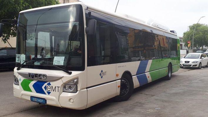 La EMT recupera la L31 de Sant Jordi a Can Pastilla con un autobús cada hora