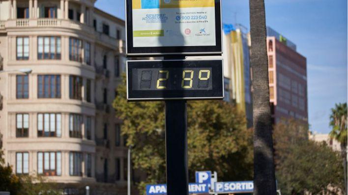 Noviembre será más caluroso de lo normal y con lluvias abundantes en Baleares