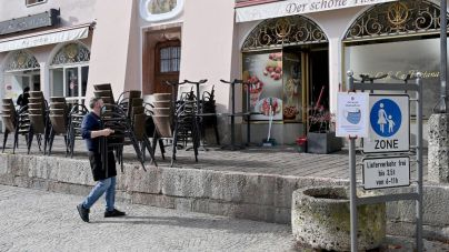 Alemania cerrará los restaurantes durante noviembre y compensará a las empresas