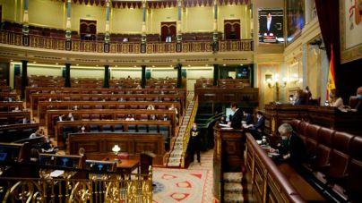 El Congreso avala al estado de alarma hasta el 9 de mayo