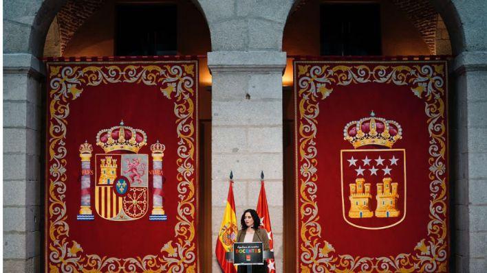 Ayuso ordena el cierre de Madrid sólo durante los puentes de noviembre