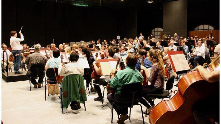 Suspendido el concierto de la Simfònica en Trui Teatre por un caso positivo de Covid