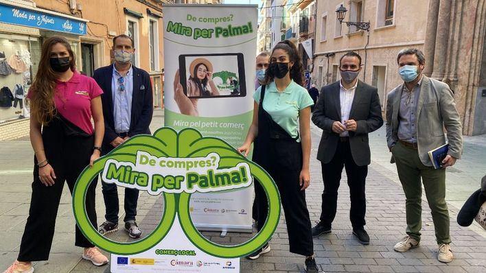 Afedeco lanza una campaña para reactivar el comercio en Palma