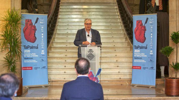 Naviera Armas Trasmediterránea renueva su apuesta por TaPalma 2020