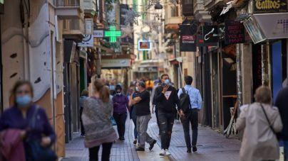 Entre 20 y 49 años, la franja de edad con más casos Covid en Baleares