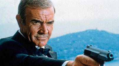 Muere Sean Connery