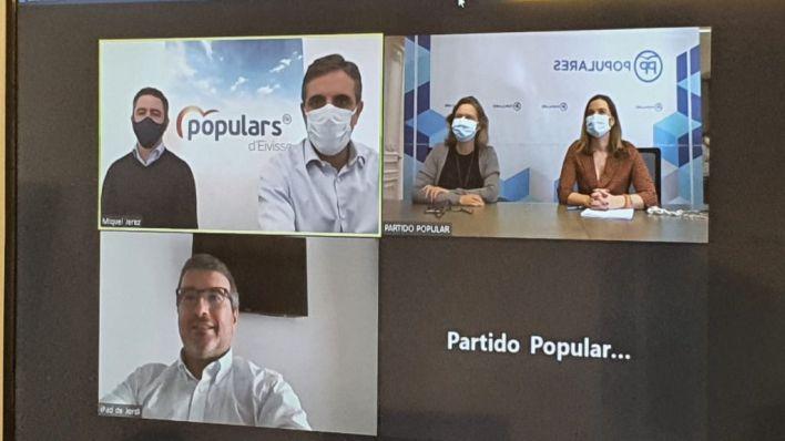Los Presupuestos de Sánchez sentencian a Baleares, según el PP