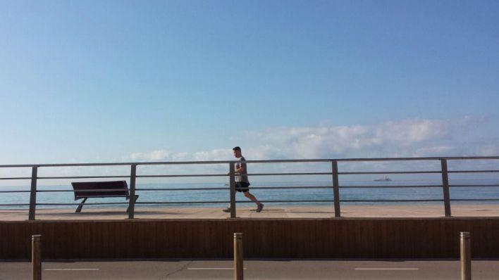 Sol y temperaturas suaves en Mallorca